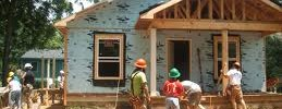 Building a Ministry House