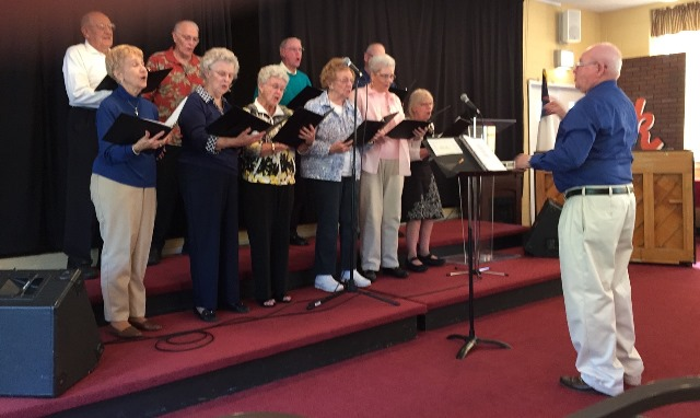 Branch Senior Adult Choir