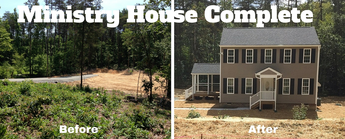 Ministry House Complete 2015